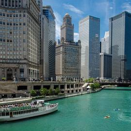 Chicago, Washington & New York